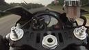 Yamaha yzf r1 wheelie 208 km/h Orel / На заднем колесе со скоростью 208 км/ч Орел