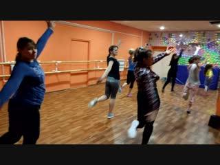 Dance Class_Vogue femme_ треним))