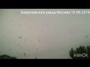 Центральное УГМС15 августа в Москве ожидается дождь, гроза, во второй половине дня град, ветер до 22 м/с