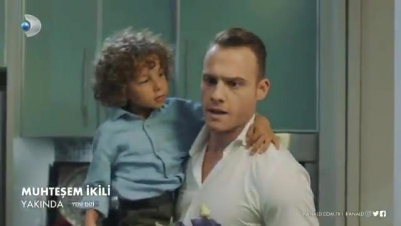 حتى الولد خاق ع كرم Muhteşemİkili KeremBürsin