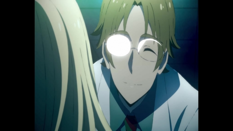 TAKEOVER Satsuriku no Tenshi 01 Ангелы кровопролития s01 ep01 GAR Esmeralda