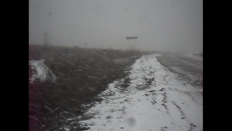 снег около пятинского шоссе Ромоданово 8 11 2011 (1)