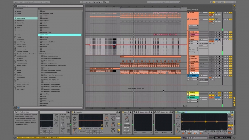 Academy.fm - Clean Up Your Tracks With These Basic EQing Techniques in Ableton Live