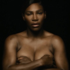 """Serena Williams on Instagram: """"This Breast Cancer Awareness Month I've recorded a version of The Divinyls global hit """"I Touch Myself"""" to remind wom..."""