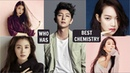 Lee Joon Gi Which Actress Has Best Chemistry With Him