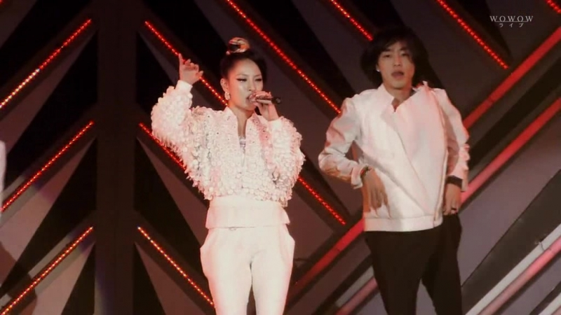 BoA feat. Key (SHINee) - I Did It For Love (131111 on WoWoW SM Town Live in Tokyo)