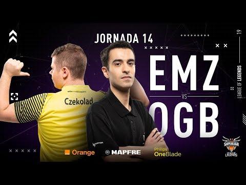 EMONKEYZ CLUB VS ORIGEN BCN   Superliga Orange League of Legends   Jornada 14   Temporada 2019