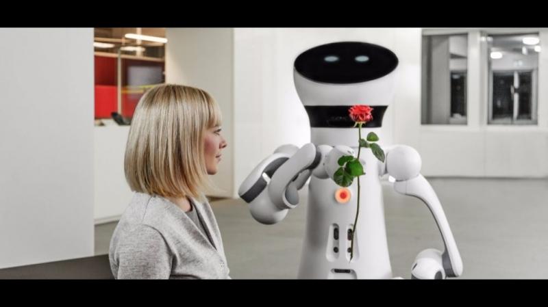 Роботы научились собирать стул из