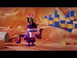 An Adventure to Mars - LEGO Classic - Creative Storytelling
