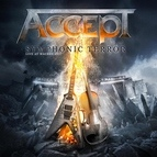 Accept альбом Symphonic Terror (Live at Wacken 2017)