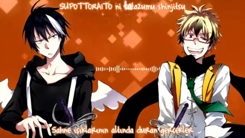 Servamp Character CD Vol.3 Licht Lawless - Whats Your Name