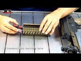 ICS SG-MRS handguard assemble demonstration