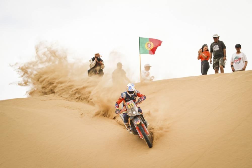 Ралли Дакар 2019, этап 5 (фото)