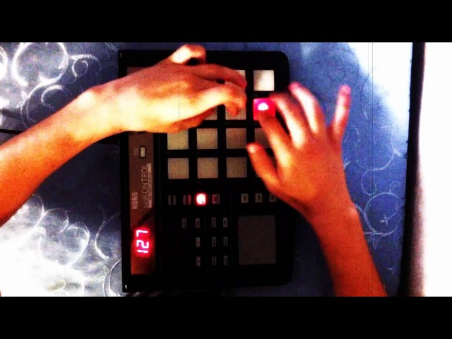 Bombey(skyRec) production on Korg pad Kontrol - Psyhodelic