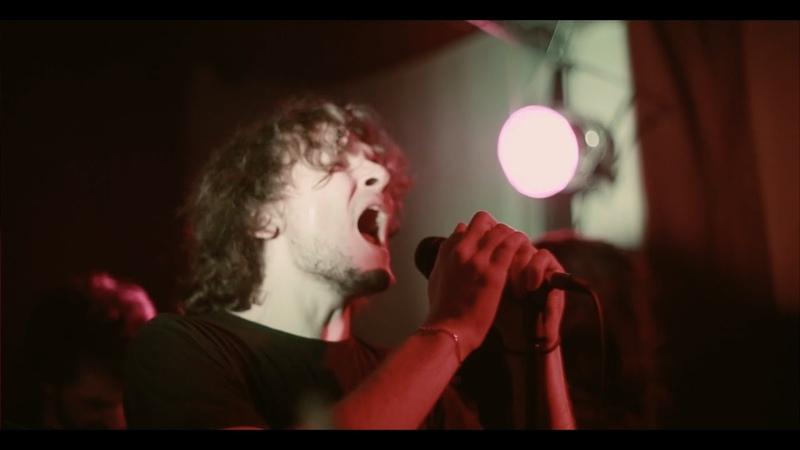Junkyard Storytellaz - Bad Kinda Mongrel (Live in Alkov studio)