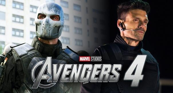 Фрэнк Грилло вернётся к образу Кроссбоунса в «Мстителях 4»