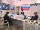 Бабка матершинница звонит Путину на прямой эфир