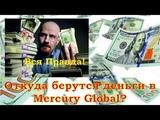 Вся Правда! Где Mercury Global берёт деньги Артур Залюбовский