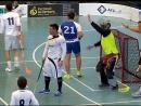 Финал чемпионата по флорболу в Тольятти