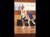 FANCAM 09.06.18 Wow (A.C.E - Cactus) @ 1st fansign in TCC Art Center