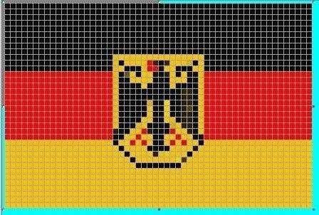 феньку с флагом Германии?)