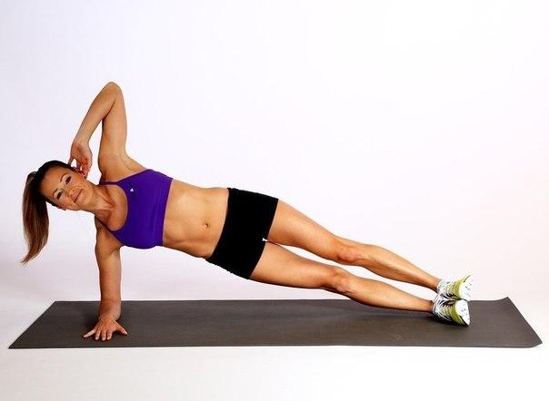 ТОП-10 упражнений: убиваем ноги, ягодицы, пресс… (9 фото) - картинка