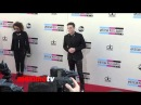 Джесси на красной ковровой дорожке «American Music Awards 2013» в Лос-Анджелесе? 24 ноября.
