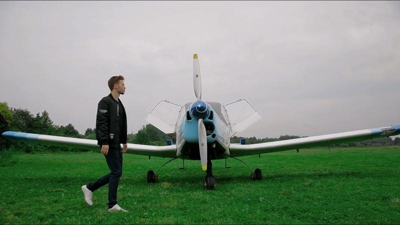 Полет на самолете. Почувствуй себя пилотом.