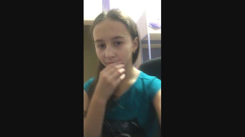 Анастасия Карпова — Live