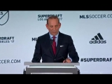 On Friday, we selected our first 2 SuperDraft players in club history