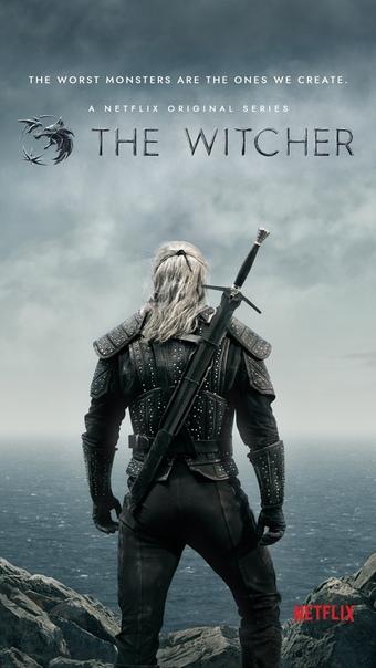Netflix показал первые кадры сериала Ведьмак по мотивам фэнтези-саги Анджея Сапковского На кадрах можно увидеть трёх основных персонажей ведьмака Геральта (Генри Кавилл), его воспитанницу Цири