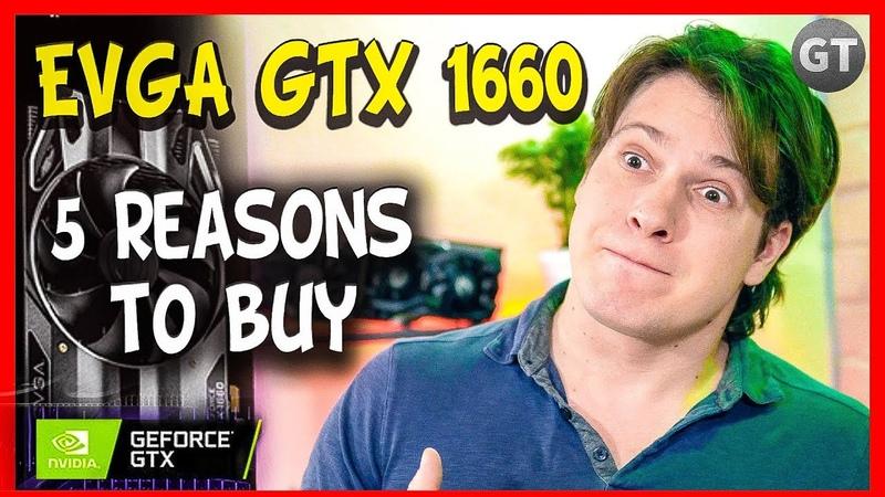 EVGA GTX 1660 XC [unboxing]