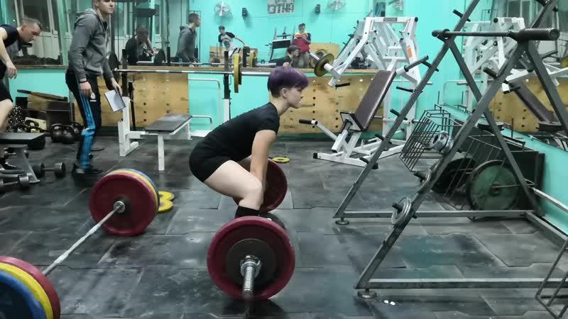 05.12.2018 85 кг 4х1