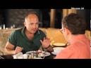 За обедом: Евгений Стычкин о том, как стать звездой греческого кино