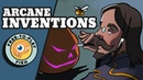 Free-To-Play Fish: Mono-Blue Arcane Inventions (Arena)