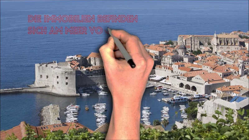 Kroatien Immobilien kaufen oder varkaufen Immobilien am Meer Kroatien