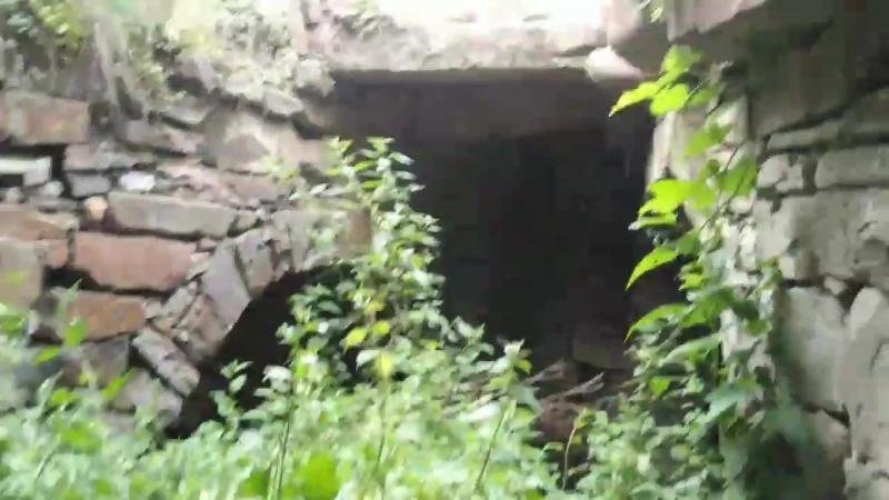 Хутхул развалины мечети