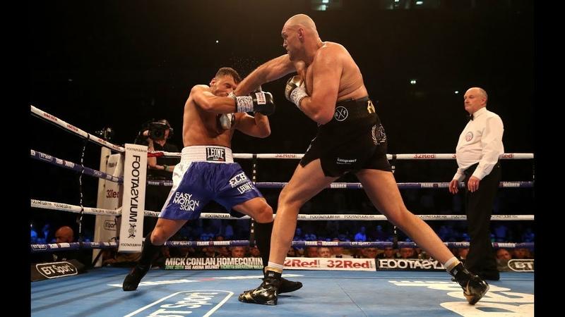 Tyson Fury VS Sefer Seferi Full Fight Highlights (HD)