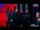 Во время дебатов Сурайкин попытался напасть на Шевченко ZHS