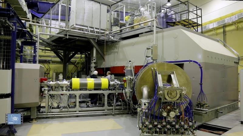 Циклотронный комплекс ДЦ 280 в ЛЯР ОИЯИ идут пуско наладочные работы всех систем