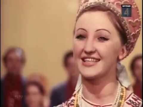 хор им Пятницкого - Вдоль деревни 1977