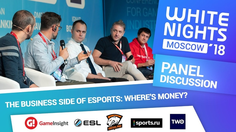 PANEL DISCUSSION: the Business Side of Esports: Where's Money?