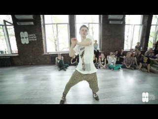 Sharaya J - Banji choreography by Oleg