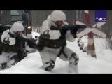 Учения ракетчиков в Сердловской области
