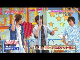 Perfume - VS Arashi 2014.07.24