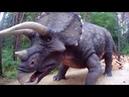 Динопарк Белгород, Динозавры как живые. Dino park and Dinosaurs