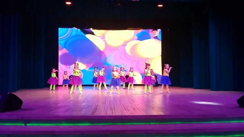 Районный фестиваль танца Хоровод Дружбы