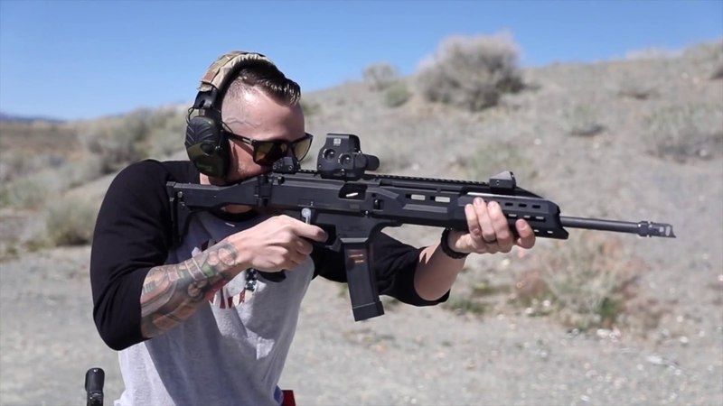 Бинарный спуск Franklin Armory для CZ Scorpion EVO
