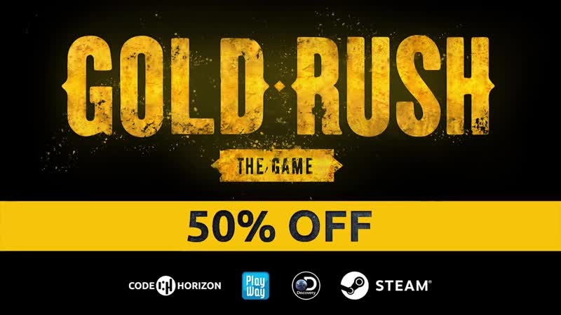 Gold Rush The Game Black Friday Sale