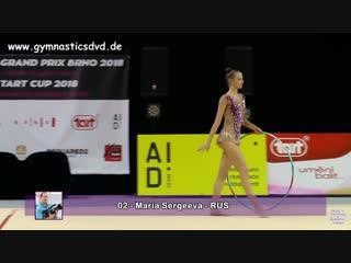 Мария Сергеева — Обруч F 19.800